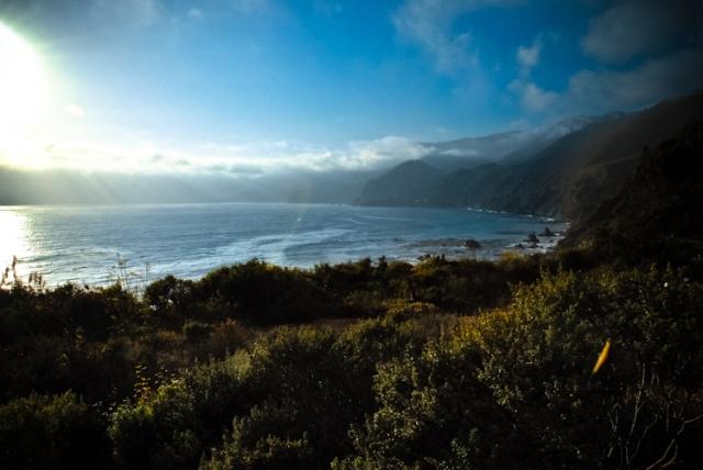 Pacific Coast, Big Sur, California