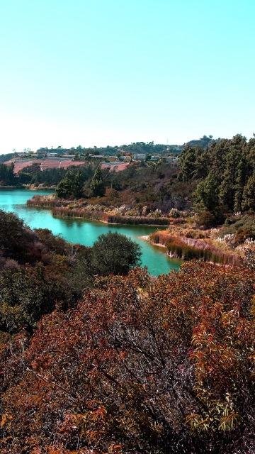 Lake Hollywood Reservoir Trail