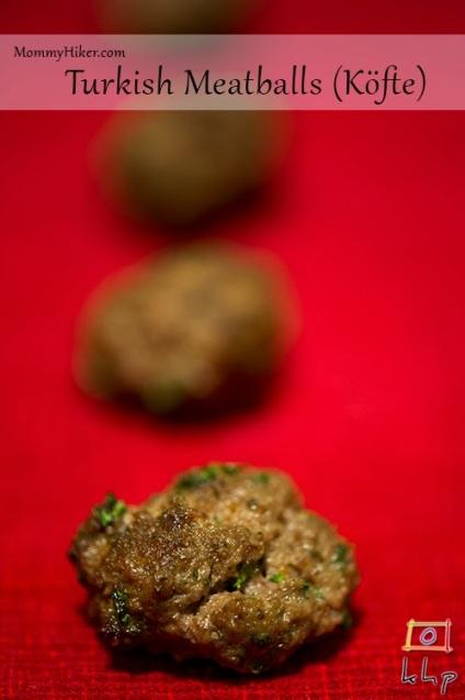 Turkish Meatballs (Köfte) Recipe