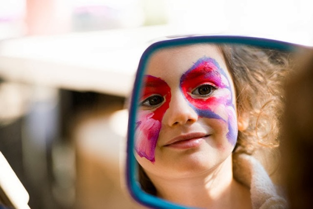 Kid Face Painting