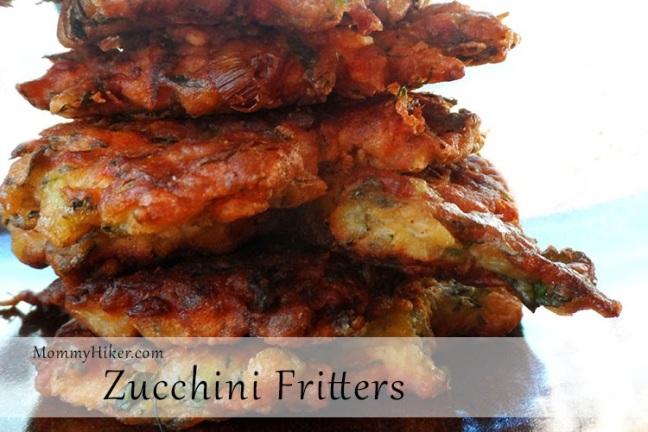 Zucchini Fritters (Mücver)