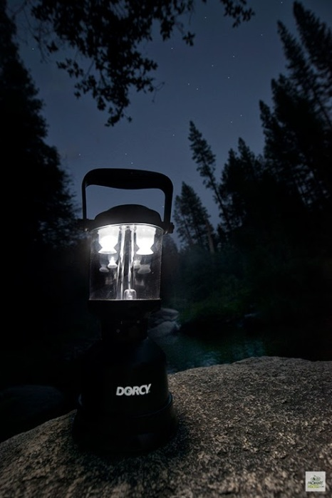 Dorcy 160 Lumen 4D Twin Globe LED Lantern Review
