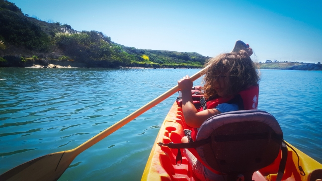Kayaking the Carlsbad Lagoon